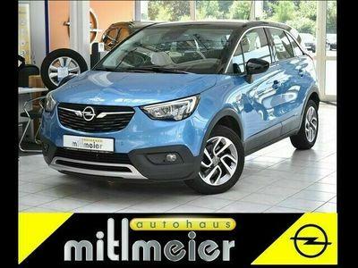 gebraucht Opel Crossland X 1.2 81KW Innovation 180°Kamera