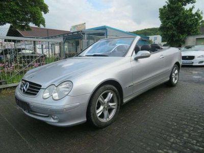 gebraucht Mercedes CLK200 CLK CabrioKompressor *Leder*Navi*