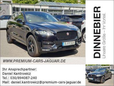 gebraucht Jaguar F-Pace 20d R-Sport Black Edition | Berlin
