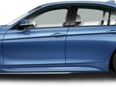gebraucht BMW 325 325 d M Sport EURO 6 LED Navi Klima PDC Alarm Temp