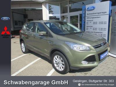 gebraucht Ford Kuga 1.5 EcoBoost 2x4 Titanium *BLUETOOTH*