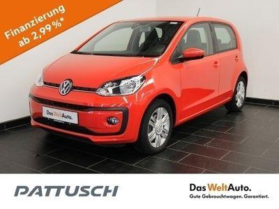 gebraucht VW up! ! 1.0 high Klima GRA PDC Sitzhzg.
