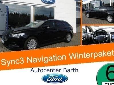 gebraucht Ford Mondeo 1.5 EcoBoost PDC Navi Sitzh.