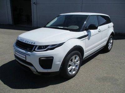 gebraucht Land Rover Range Rover evoque 2.0 TD4 SE Dynamic Xenon Bluetooth PDC MP3 Schn. Kurvenlicht