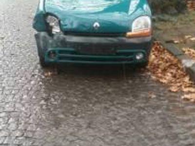 gebraucht Renault Kangoo 1.4 unfall