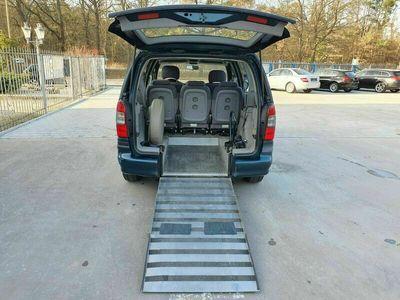 gebraucht Opel Sintra 2.2 16V GLS Behindertenrampe Rollstuhl als Van/Kleinbus in Lachen-Speyerdorf