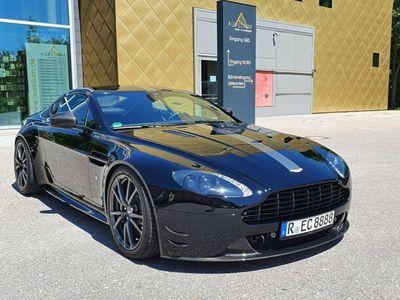 """gebraucht Aston Martin V8 VantageN430 """"Stealth"""" mit Schalensitzen"""