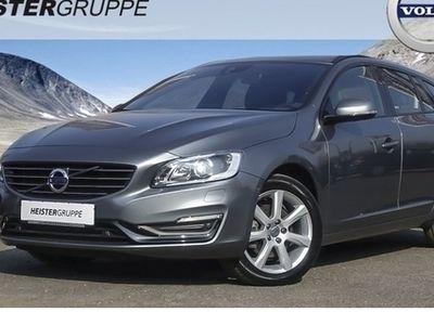 gebraucht Volvo V60 T3 Linje Svart*Navi*Xenon*Rückfahrkamera*