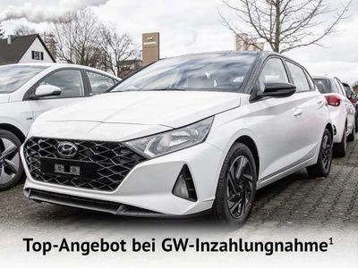 gebraucht Hyundai i20 1.0 T-Gdi M/T Trend Klimaauto SHZ