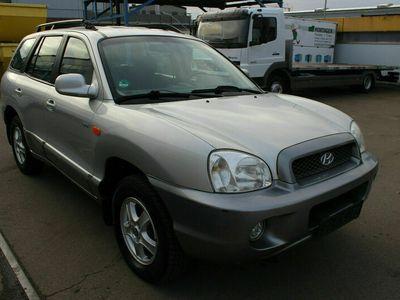 gebraucht Hyundai Santa Fe 2.0 CRDI DPF 4WD*4x4*GLS*KLIMA*AHK*