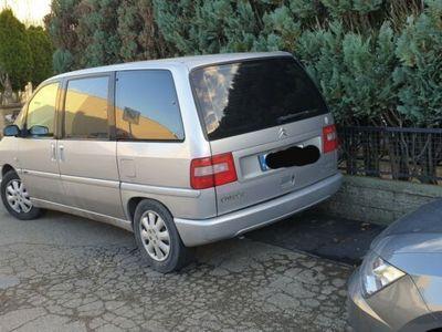 gebraucht Citroën Evasion 2.0 HDi Exclusive