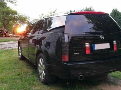 gebraucht Cadillac SRX 4.6 V8 AWD Sport Luxury - 7-Sitzer - LPG