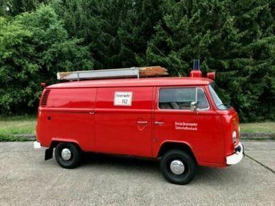 gebraucht VW T2 VWBus Bulli Feuerwehr Bay Window Kombi