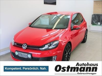 gebraucht VW Golf VI GTI Adidas VI KLIMA XENON ALU