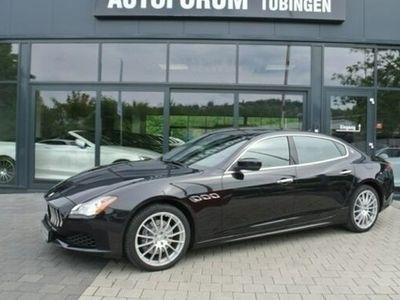 gebraucht Maserati Quattroporte 3.0 V6 S Q4 Automatik*MEMORY*NAVI*