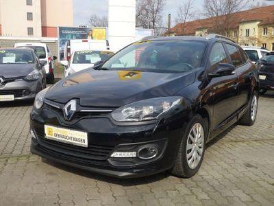 gebraucht Renault Mégane Kombi dCi 110 LIMITED Deluxe Automatik