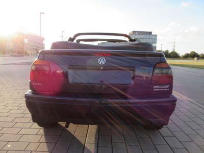 gebraucht VW Golf Cabriolet III Joker