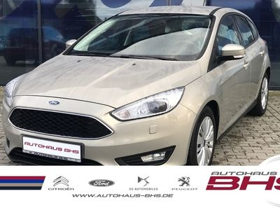 gebraucht Ford Focus 1,0 EcoBoost 125 PS Business Xenon