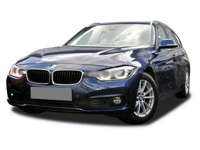 gebraucht BMW 318 318 d Touring Advantage Aut. Navi Business PDC LM