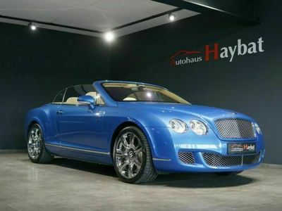 gebraucht Bentley Continental GTC