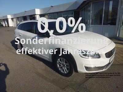 gebraucht Volvo V60 CC D3 Xenon/8 Lautsprecher/BC