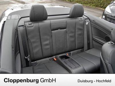 gebraucht BMW 420 d 18''Zoll Leder NAVI Xenon Nackenwärmer HIFI ADVA
