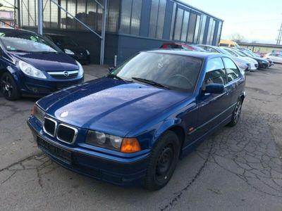 gebraucht BMW 316 Baureihe 3 Compact i