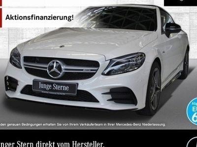 gebraucht Mercedes C43 AMG AMG Cab. 4M Multibeam Distr. AHK Night Kamera
