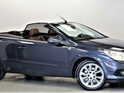 gebraucht Opel Astra Cabriolet H 1.6 179 PS Turbo Twin Top Cosmo Navi