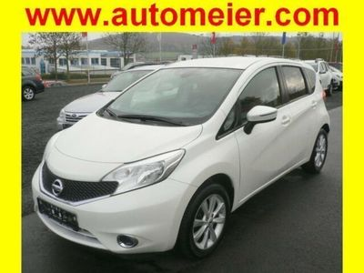 used Nissan Note 1.2 DIG-S acenta+ (Qualitäts-Gebrauchtwagen)