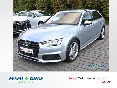 gebraucht Audi S4 Avant 3.0 TFSI qu. tiptr. AHK+HUP+MATRIX+DAB