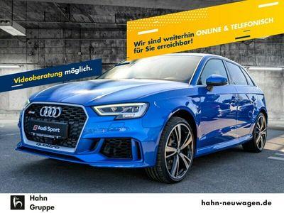 gebraucht Audi RS3 Sportback Bang & Olufsen Premium Sound MMI Navigation plus S tronic