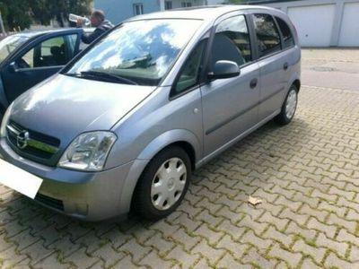 gebraucht Opel Meriva 1.6l,Euro4,Grüne Plakette,*KEIN TÜV*Servo