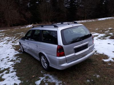 gebraucht Opel Vectra 1.8 Caravan Edition 2000