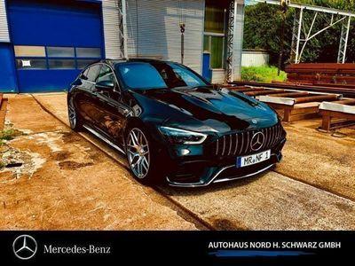gebraucht Mercedes AMG GT Mercedes-AMG GT 63 S 4MATIC Harman+Sitzklima