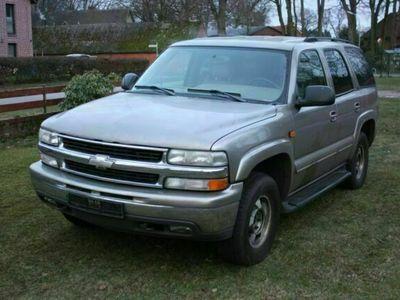 gebraucht Chevrolet Tahoe LT Premium 4X4 LPG 5,4 V8