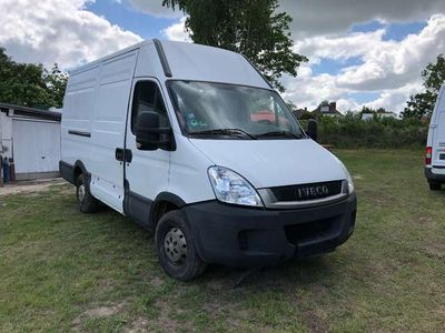 gebraucht Iveco Daily 35 S 11 V DPF Hoch-Lang