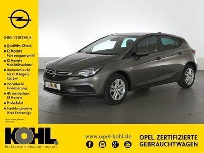gebraucht Opel Astra 1.4 Turbo Edition 92kW S/S