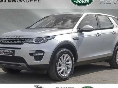 gebraucht Land Rover Discovery Sport TD4 SE *APPROVED*