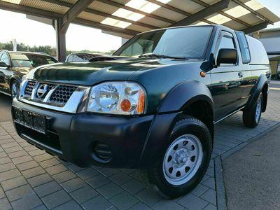 gebraucht Nissan Navara 2.5DI HARDTOP AHK 1-Hd Motor+Getriebe TOP