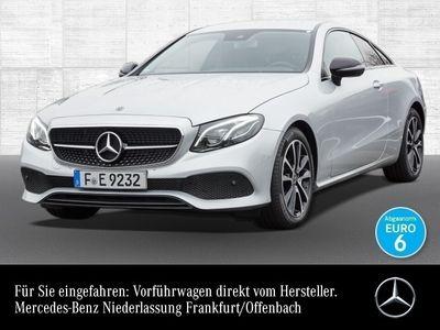 gebraucht Mercedes E200 Coupé Avantgarde NAVI Totwinkel MultiLED