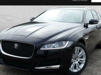 gebraucht Jaguar XF Sportbrake 20d AWD Prestige Auto. ACC