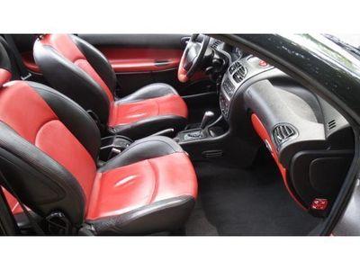 gebraucht Peugeot 206 CC 110 Automatik Platinum LEDER KLIMA ALUFELGEN