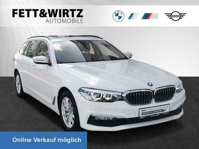 gebraucht BMW 520 d DA PA HiFi NaviProf