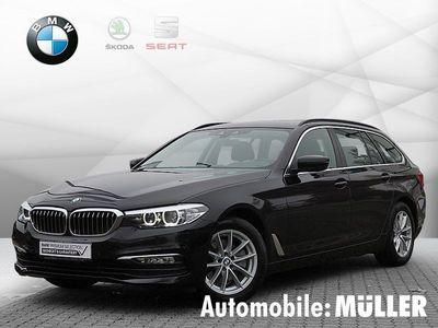 gebraucht BMW 520 d Touring