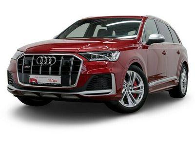 gebraucht Audi SQ7 TDI Q FACELIFT S-SITZE AHK HuD HD-MATRIX ST.HEIZ