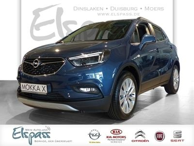 gebraucht Opel Mokka X X 1.6 CDTI Innovation 4x4 Navi Rückfahrkam