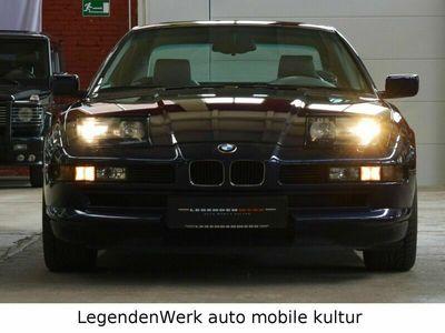 gebraucht BMW 850 Ci E31 Schweiz Scheckheft im Top Zustand als Sportwagen/Coupé in Duderstadt