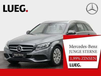gebraucht Mercedes C350e T Avantgarde+Fahrassist.+360°+Airmatic