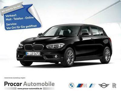gebraucht BMW 118 Coupé i Advantage Business Durchlade
